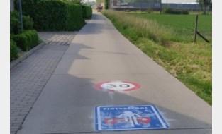 Kruispad wordt fietsstraat