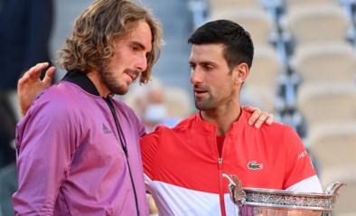 """Tranen van Stefanos Tsitsipas waren voor meer dan verloren Roland Garros-finale: """"Vijf minuten ervoor verloor ik mijn lieve oma"""""""