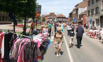 Opnieuw kermis en rommelmarkt in het dorp