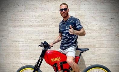 Afwezige Sergio Ramos steekt zijn ploegmaats nog snel een hart onder de riem