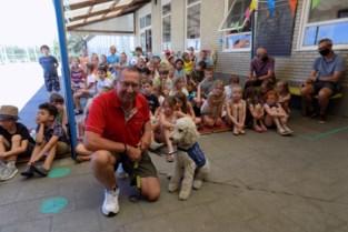 Leerlingen De Springplank zamelen 3,4 ton dopjes in voor blindengeleidehond
