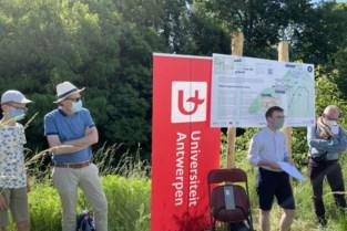 UA brengt structuur Herentalse vesten in kaart