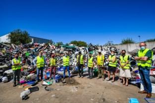 Hier zit je binnenkort misschien op banken van gerecycleerd plastic uit de eigen stad