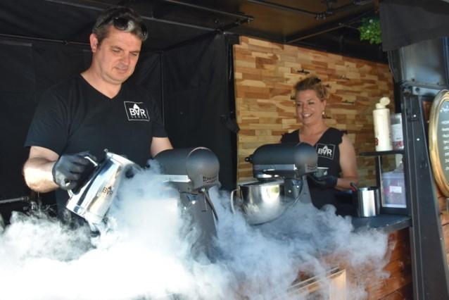 BarSensa brengt vers ijs en spektakel met vloeibare stikstof