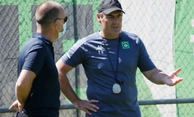 """Yves Vanderhaeghe en Cercle Brugge hervatten training: """"Vanaf de eerste dag onze visie doordrukken"""""""