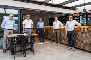 """Tennisclub en gemeente vernieuwen terrein en cafetaria: """"In enkele jaren tijd is ons ledenaantal verdubbeld"""""""
