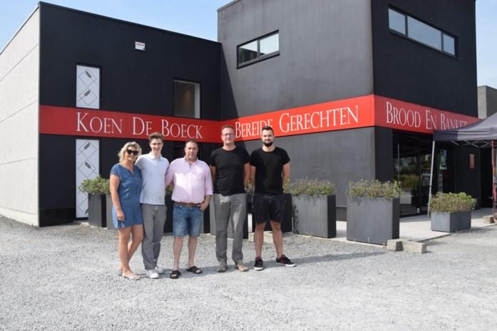 """Na 141 jaar komt er een einde aan familietraditie: Koen De Boeck sluit bakkerij: """"25 jaar geleefd voor de zaak, nu is het tijd voor een normaler leven"""""""