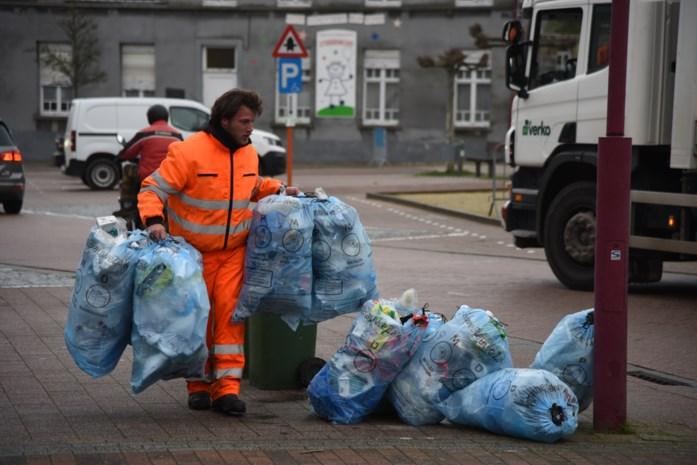 We zijn meer thuis en dus produceren we meer huisvuil: Verko haalt per inwoner vijf kilo afval meer op