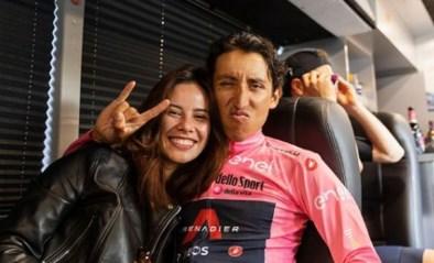 """Giro-winnaar Egan Bernal en zijn vriendin genezen van COVID-19: """"We kunnen eindelijk naar Colombia"""""""