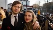 Felix van Groeningen en Charlotte Vandermeersch voor het eerst samen achter de camera voor opnames 'De acht bergen'