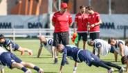 """Bernd Hollerbach geeft eerste training bij STVV: """"Dit jaar niet tegen degradatie vechten"""""""