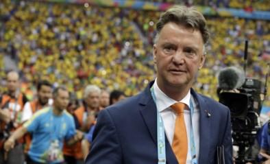 Louis Van Gaal voorgesteld als nieuwe trainer van Nederlandse tweedeklasser Thelstar … voor één wedstrijd