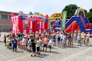 School strikt springkastelenfestival als alternatief voor geannuleerde schoolreis
