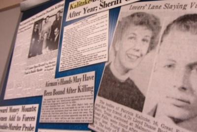 Dubbele moord uit 1956 opgelost dankzij 65 jaar oud spermastaal