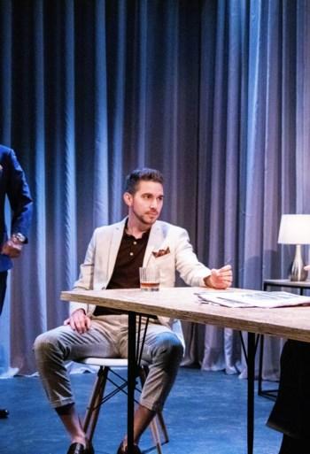 """Brasschaatse acteur (34) op de rand van internationale doorbraak: """"En toen ging Broadway op slot"""""""