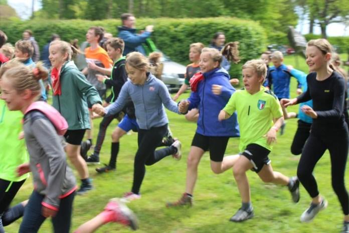 Rapide zorgt voor Obstacle Fun Run voor jeugd