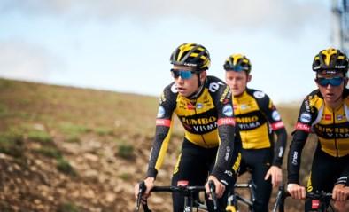 """Wout van Aert werkt zich te pletter richting de Tour, maar: """"We mogen nu nog geen verwachtingen hebben voor hem"""""""