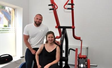 Maïté en Nico openen fitnesscentrum en fotosalon, met dank aan corona