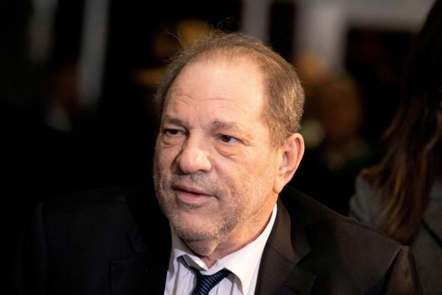 Gevallen filmproducent Harvey Weinstein uitgeleverd aan Californië