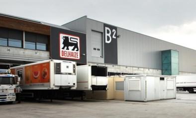 Staking bij distributiecentrum dat 830 winkels van Delhaize bevoorraadt: vrachtwagens blokkeren toegang