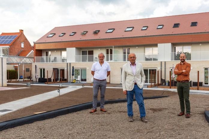 """19 sociale woningen gerenoveerd, ook 24 nieuwe woningen: """"We willen levenslang wonen in dezelfde wijk mogelijk maken"""""""