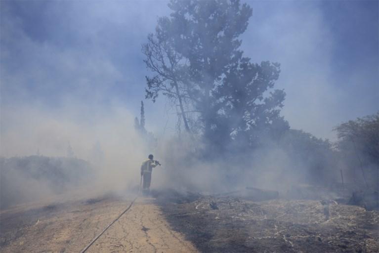 Palestijnse brandballonnen treffen Israëlische velden in aanloop naar omstreden optocht