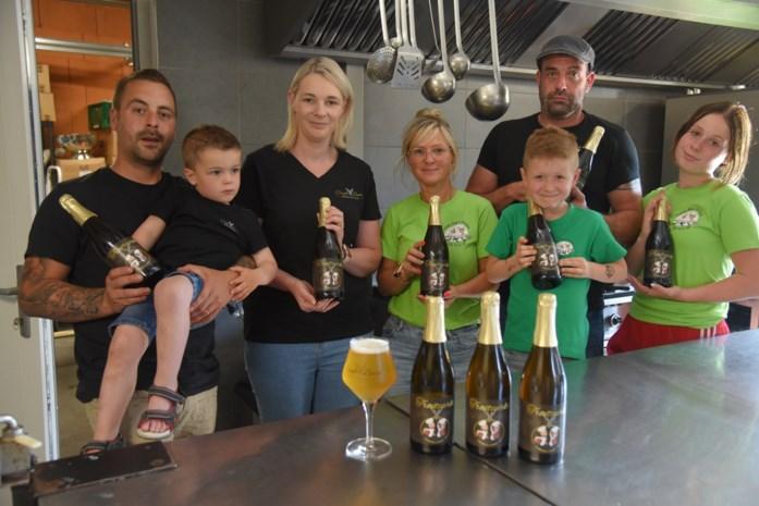 """'Traiteur Mike en Melissa' schenkt voortaan eigen biertje: """"Blonde tripel met toets van banaan"""""""