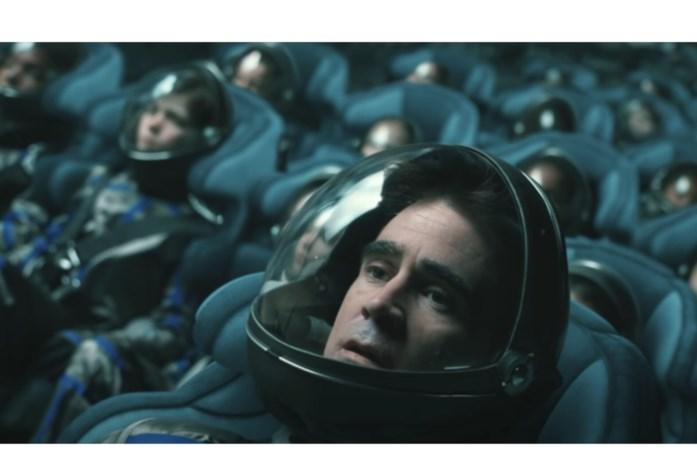 RECENSIE. 'Voyagers' van Neil Burger:  Anticlimax in de ruimte *