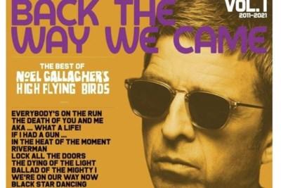 RECENSIE. Noel Gallagher's High Flying Birds - 'Back the way we came, vol.1': Geen hoogvlieger **