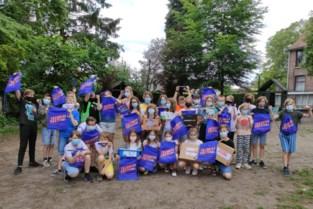 Leerlingen Taborschool amuseren zich op Techniekfestival