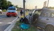 Vrouw gewond bij ongeval aan McDonald's in Hasselt