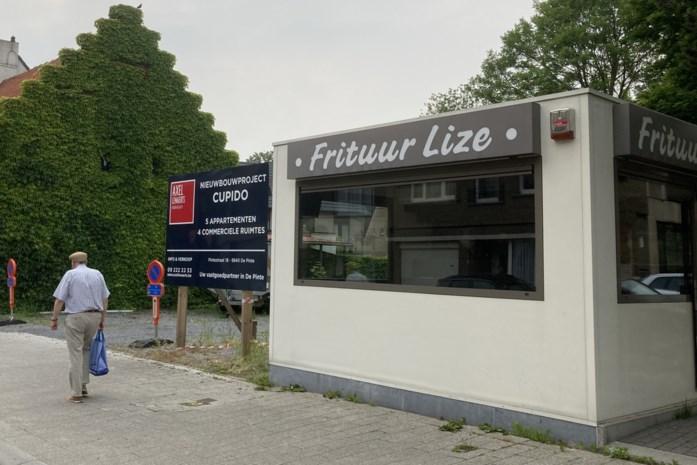 """Populaire frituur verhuist na de zomer: """"Openen tijdens de braderie zou schitterend zijn"""""""