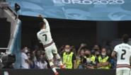 Drie records in één wedstrijd: Cristiano Ronaldo schiet zichzelf opnieuw de geschiedenisboeken in