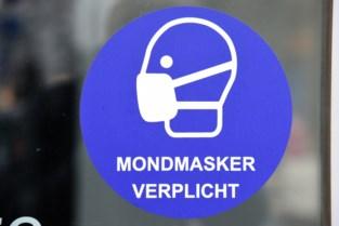 Mondmasker vanaf woensdag niet meer verplicht in winkelstraten