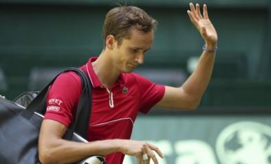Grasseizoen begint in mineur voor nummer twee van de wereld Daniil Medvedev: ronde 1 is eindstation in ATP Halle