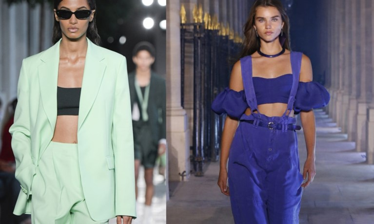 Tiptop topjesweer: de trends voor deze zomer op een rij