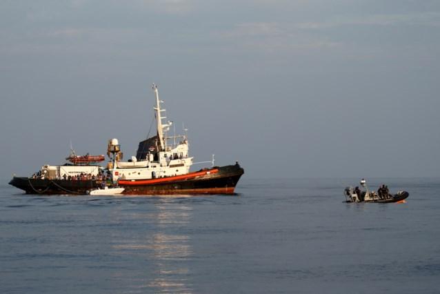 Opnieuw honderden bootmigranten aangekomen op Lampedusa