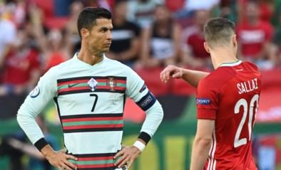 Cristiano Ronaldo bereikt nieuwe mijlpaal tegen Hongarije, breekt hij straks nog het doelpuntenrecord van Platini?