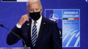 """President Biden belooft de """"territoriale integriteit"""" van Oekraïne te verdedigen"""