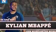 De dag dat Kylian Mbappé een wereldtopper werd: zelfs Kevin De Bruyne kende hem niet