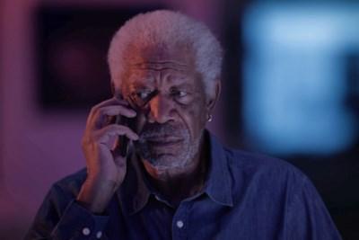 RECENSIE. 'Vanquish': Morgan Freeman moet ook eten*