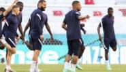 Frankrijk start met type-elftal in clash tegen Duitsland, dat kiest voor drie verdedigers
