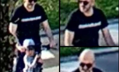 Agressieveling slaat bejaarde automobilist tegen de grond voor de ogen van kind