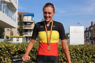 """Julie Hendrickx (Doltcini-Corlyp-Waasland Security Women Development Team): """"Ik voel dat ik weer een stap heb gezet"""""""