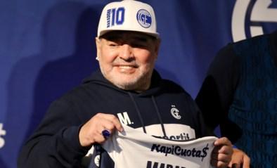 Aanklagers ondervragen laatste verpleger van Maradona