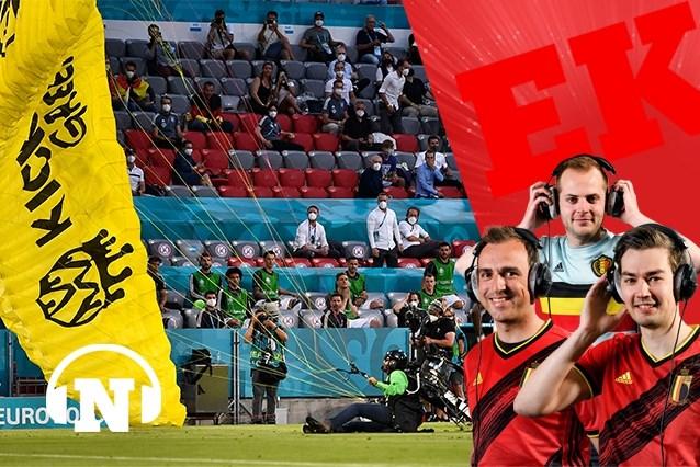 """SJOTCAST EK #5. """"Portugal heeft dan wel gewonnen, het zit in de groep des doods wel met een probleem"""""""