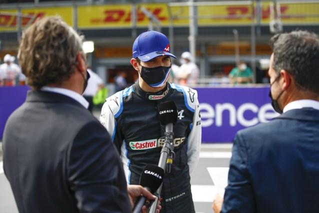 Esteban Ocon mag nog drie jaar bij Alpine F1 blijven