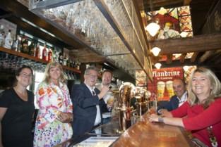 Legendarisch café De Vuurmolen heropend als Flandrine na grondige renovatie