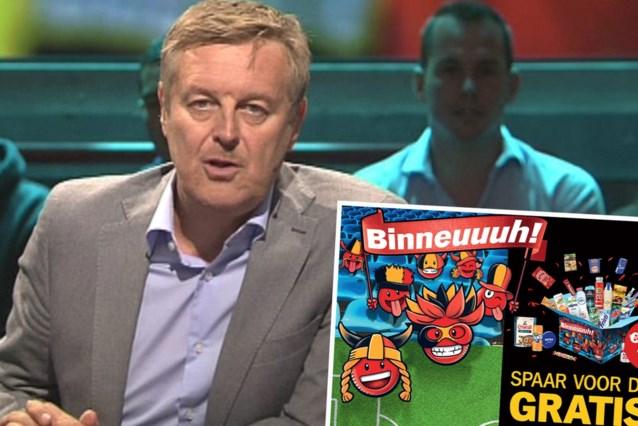 Frank Raes niet blij met 'Binneuuuh'-campagne van Albert Heijn