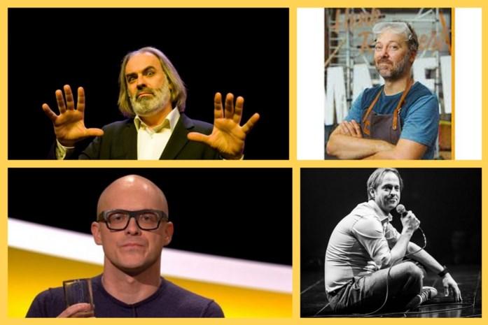 Comedy van 'Zaffelaarse Belevenissen' legt nog eens vier toppers voor 2021-2022 vast